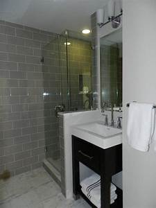 29, Gray, And, White, Bathroom, Tile, Ideas, And, Pictures, 2020