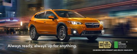 introduction  crosstrek subaru  mississauga