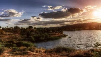 4k Ultra Nature Wallpapers Desktop Sunset Background
