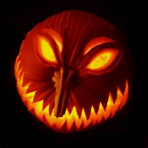 50, Free, Simple, Yet, Scary, Halloween, Pumpkin, Carving, Ideas, 2017, For, Kids, U0026, Adults