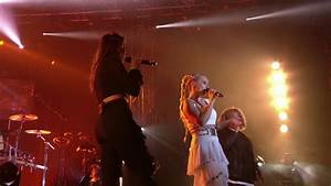 Clean Bandit performing Extraordinary live at The Isle of ...