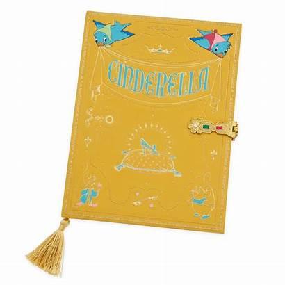 Disney Storybook Cinderella Journal Replica A4 Cenerentola