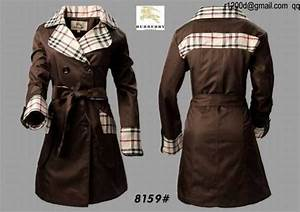 Burberry femme trench burberry pour femme trench femme for Robe burberry femme