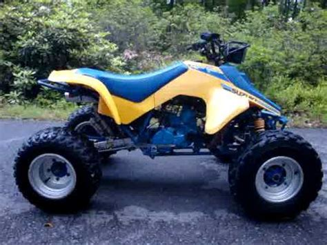 Suzuki Lt250r For Sale by 1988 Suzuki Lt250r Lt 250 R Quadracer Racer 4 Sale