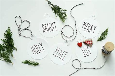 print cut christmas gift tags  cricut scrap booking