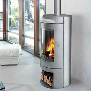 Poele à Bois Qualité : po le bois avec chauffe plat dalarna po le bois ~ Premium-room.com Idées de Décoration