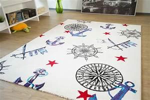 Teppich Maritime Motive : pirat barnmatta kungsm bler ~ Sanjose-hotels-ca.com Haus und Dekorationen