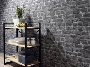 Papier Peint Effet Brique by Papiers Peints Effet Mati 232 Re On Adore Elle D 233 Coration