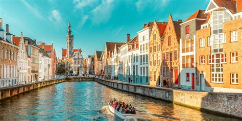 Bruges 7, 10 & 14 Day Weather Forecast | Thomas Cook
