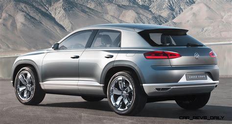 volkswagen bmw 2011 volkswagen cross coupe suv concept is future mqb