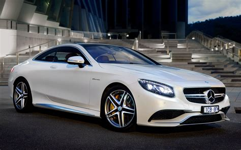 mercedes benz   amg coupe au wallpapers  hd