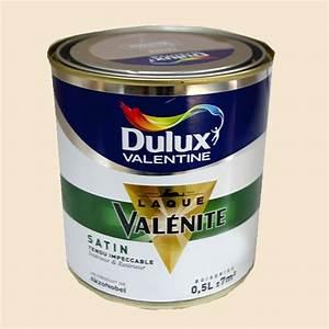 Blanc Cassé Peinture : dulux valentine laque val nite satin blanc cass pas cher ~ Melissatoandfro.com Idées de Décoration