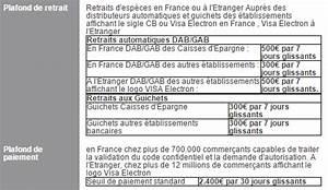 Carte Visa Sensea : plafond achat carte visa caisse d 39 epargne ~ Melissatoandfro.com Idées de Décoration