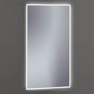 Miroir Salle De Bain Avec éclairage Intégré : miroir salle de bain eclairage integre nouveaux mod les ~ Dailycaller-alerts.com Idées de Décoration