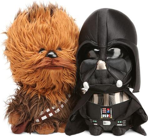 Star Wars Plush Dolls – Now with Sound