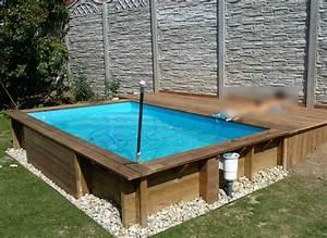 Částečně zapuštěné bazény