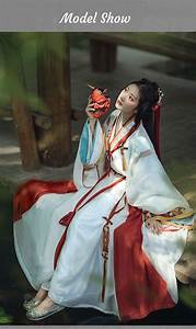 Chinese Traditional Clothing Han Dynasty Hanfu Female