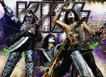 Kiss Metal Bands Heavy Rock Wallpapers Concert