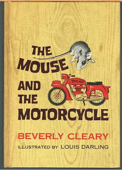 Darling Louis Cleary Beverly Motorcycle Mouse Illustrator