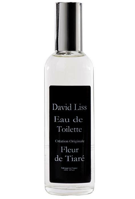 fleur de tiar 233 david liss parfums perfume a fragrance for