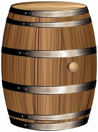 Barrel Clipart Wooden Yopriceville Transparent Oktoberfest