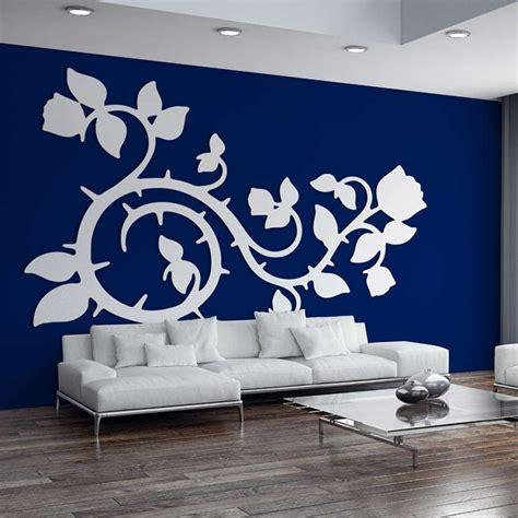adhesive wallpaper  india  floral