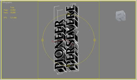 Retro Modernist Poster Design With 3d Typography Go