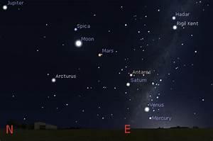 How to spot Mercury, Venus, Mars, Jupiter and Saturn in ...