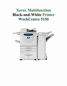 Pdf Manual For Xerox Multifunction Printer Workcentre 5665