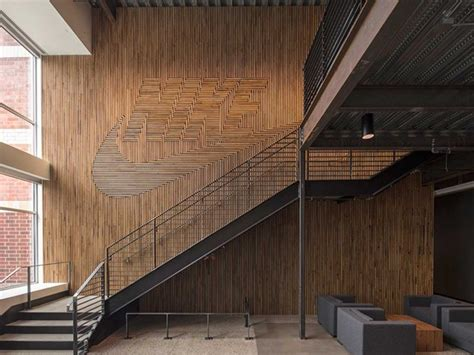 wood feature wall nike wood feature wall contemporist