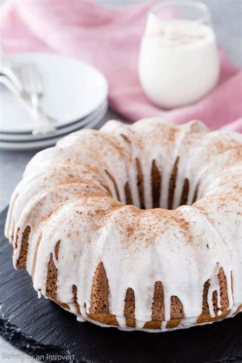 eggnog cake recipelioncom
