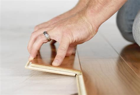 how to install click lock flooring reduce remodeling costs with click lock flooring onflooring