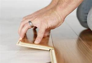 Reduce remodeling costs with click lock flooring onflooring for Installing click lock flooring
