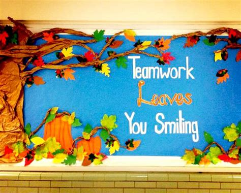 28 Awesome Autumn Bulletin Boards To Pumpkin Spice Up Your