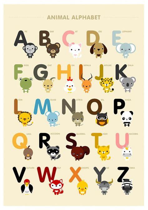 abcs   animal    alphabet  number art