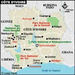 Carte Des Ethnies De La Côte D Ivoire P 61 Pictures to pin on ... Côte d'Ivoire