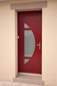 Nos portes d39entree pvc for Porte d entrée pvc en utilisant porte entree pvc couleur bois