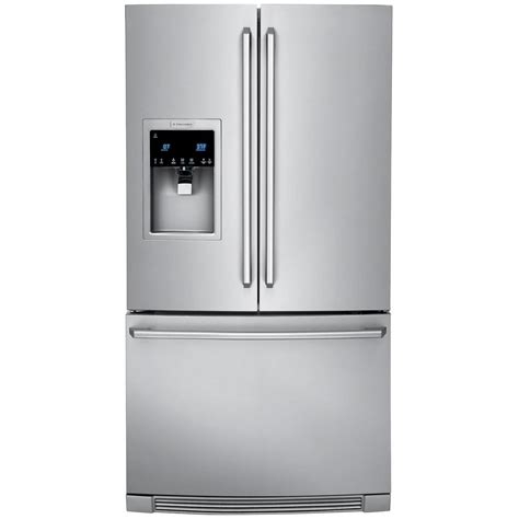 eibcss electrolux iq touch  french door counter depth refrigerator stainless haywood