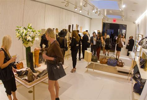 Chloé In Store Event Los Angeles Magazine