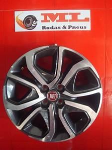 Roda Fiat Argo Hgt Aro 16 Original