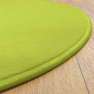 tapis rond vert anis modena par vorwerk With tapis rond vert