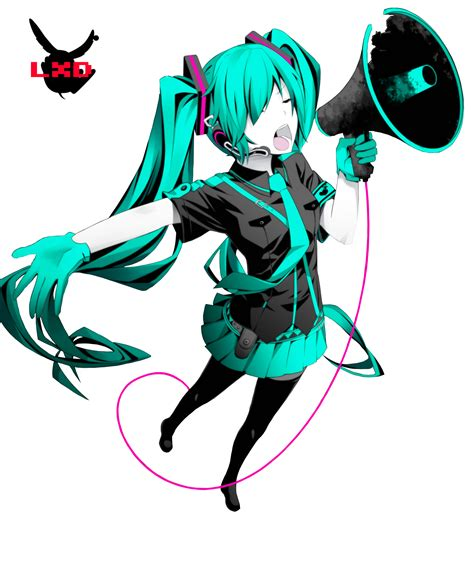 Is War Hatsune Miku Anime And User Outcomes Vocaloid Broken Voice Baka Renders