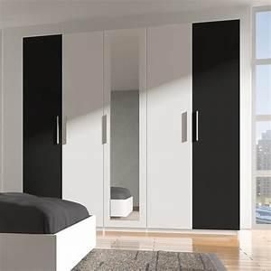 Armoire Noire Pas Cher : armoire noir pas cher galerie et meuble chambre pas photo ~ Teatrodelosmanantiales.com Idées de Décoration