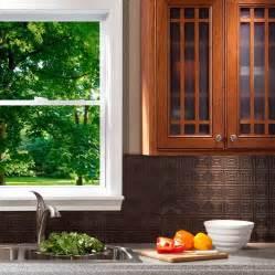 fasade kitchen backsplash fasade backsplash miniquattro in smoked pewter