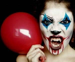 My Book Roar: Scary Clown Faces