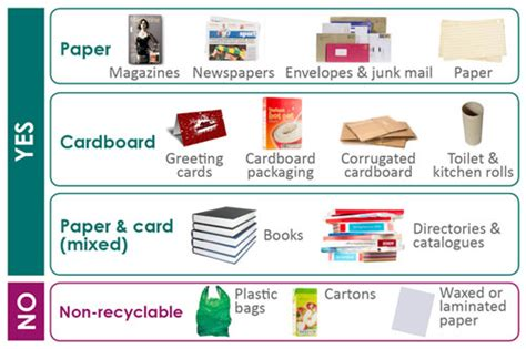Paper And Cardboard Recycling