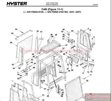 keygen autorepairmanualsws hyster forklift parts