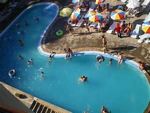Pool Von Oben : bild aussicht vom hotel auf meer zu primasol sunlight sunrise in goldstrand ~ Bigdaddyawards.com Haus und Dekorationen