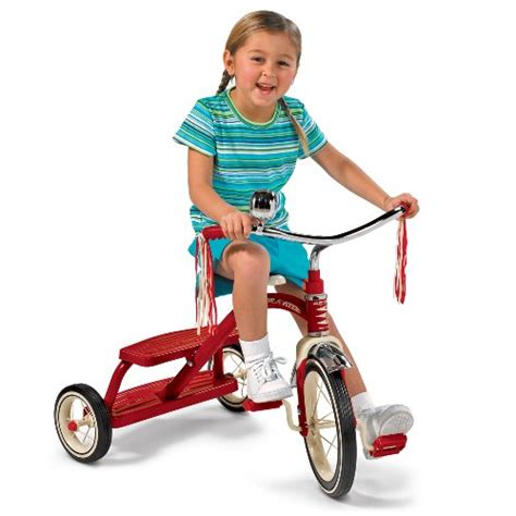 Radio Flyer Dual Deck Tricycle Manual by Radio Flyer Classic Tricycle Dual Deck Bike Trike Ride