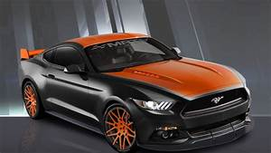 Ford readying dozen+ Mustang models for SEMA - Autoblog